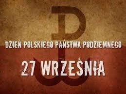 """""""Dzień Polskiego Państwa Podziemnego"""""""