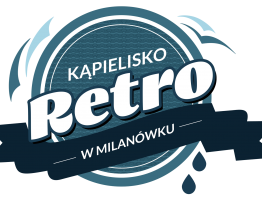 Logo Kąpieliska Retro w Milanówku