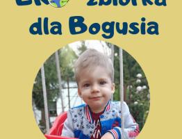 Eko-zbiórka dla Bogusia - miniaturka