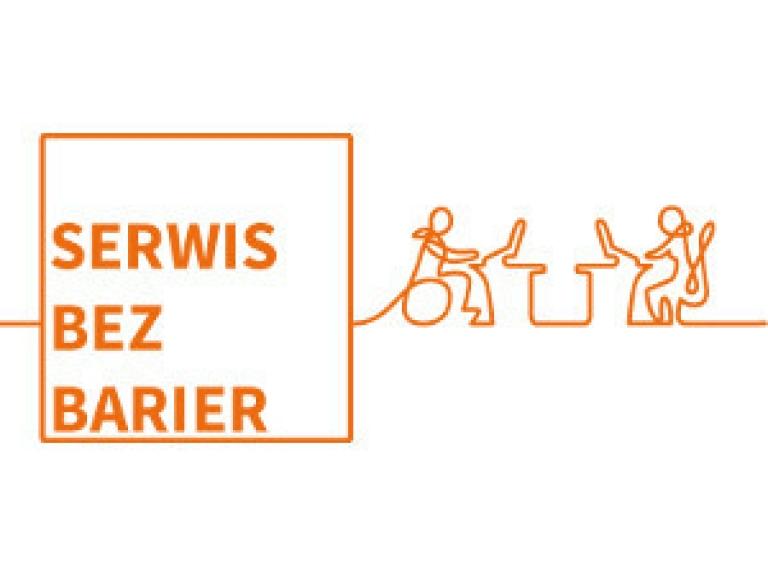 Logo Serwis bez barier